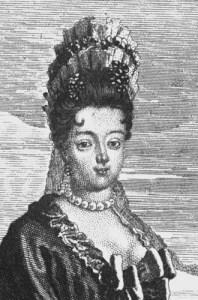 Fontange of 1713